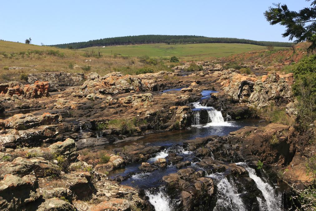 Lisbon Falls en Afrique du Sud