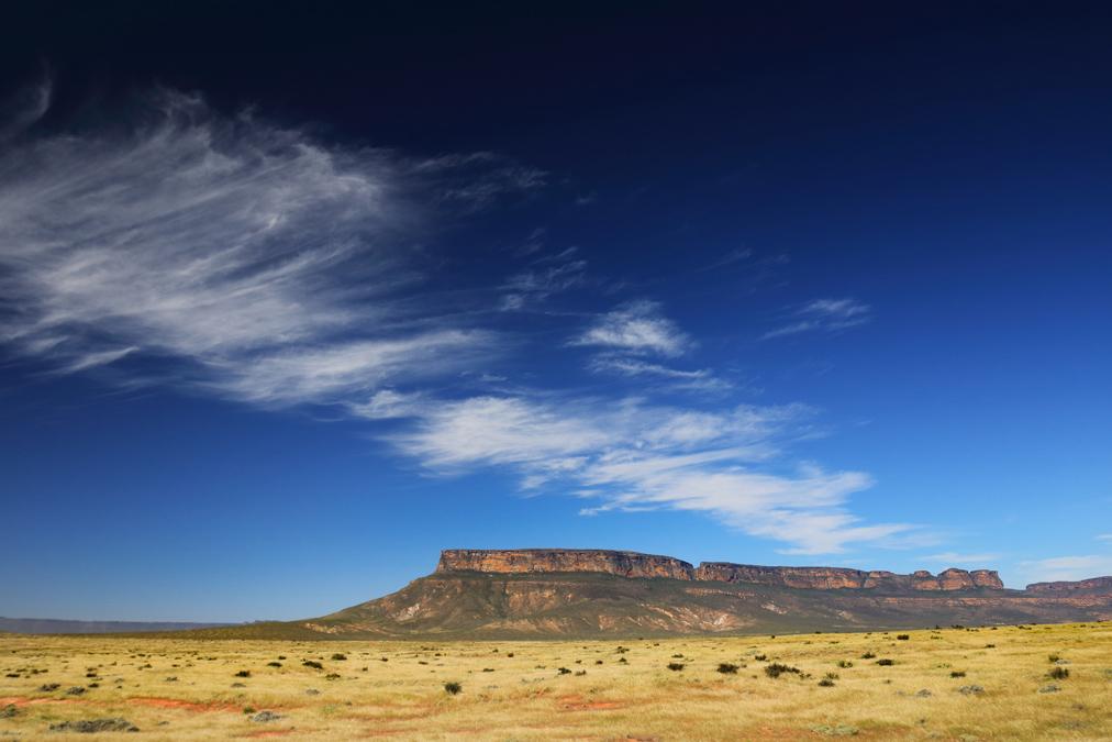Namaqualand en Afrique du Sud