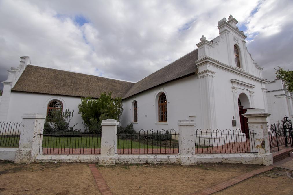 Stellenbosch en Afrique du Sud
