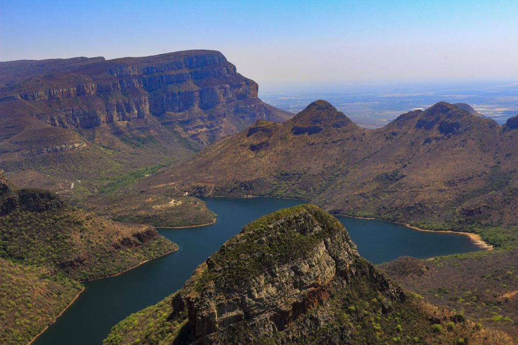 Blyde River Canyon en Afrique du Sud