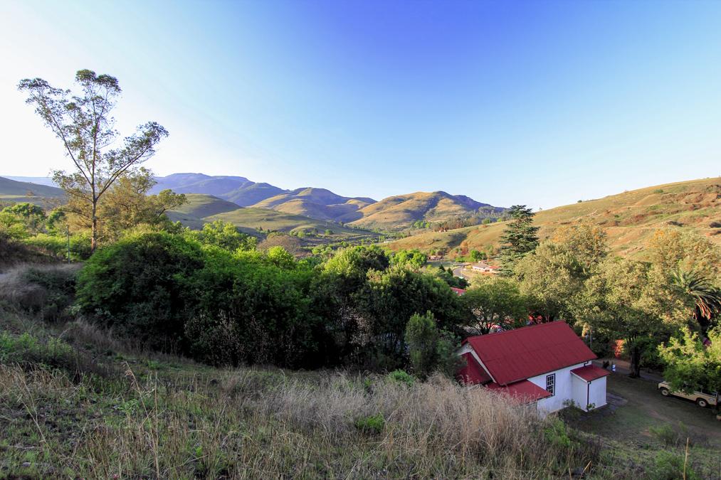 Pilgrim's Rest en Afrique du Sud