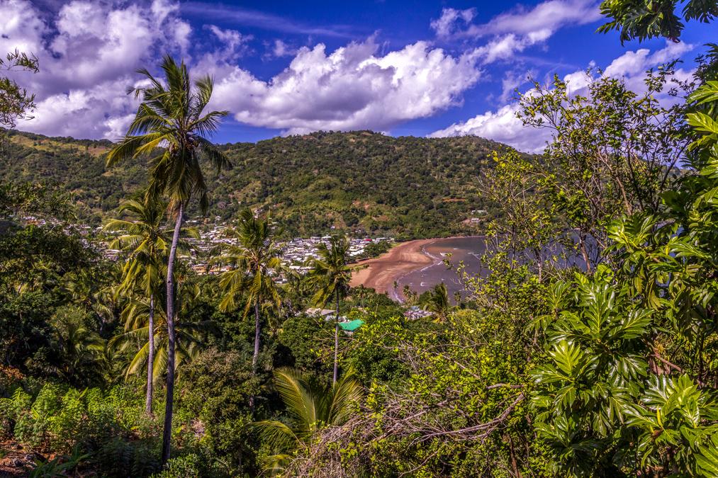 Baie de Acoua à Mayotte