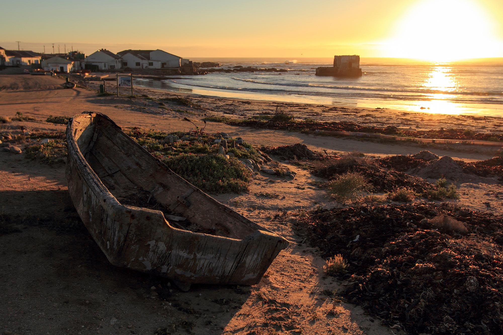 Hondeklip Bay en Afrique du Sud par Guillaume Projetti