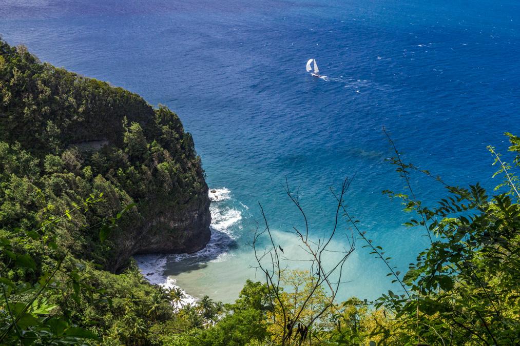 Anse à Voile en Martinique