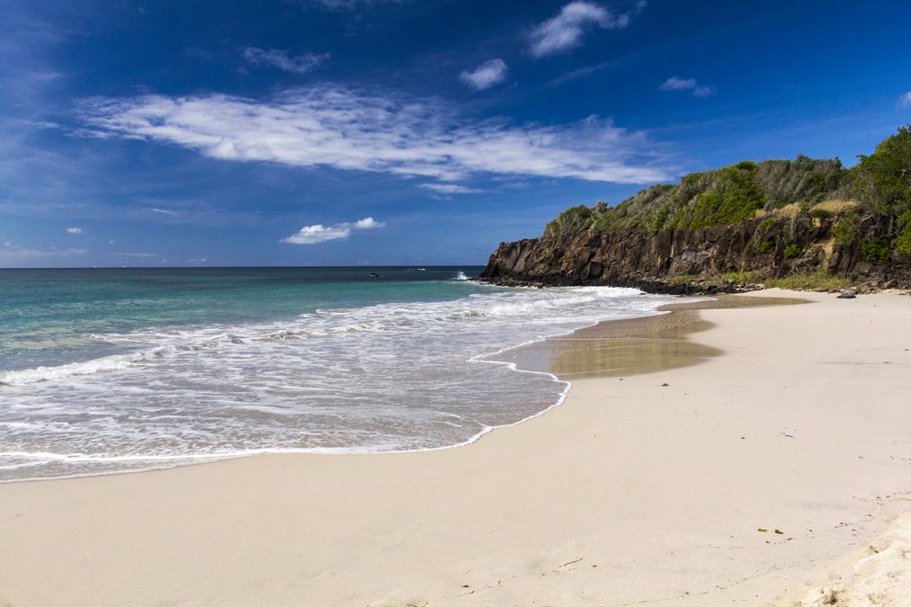 Anse à Prunes en Martinique