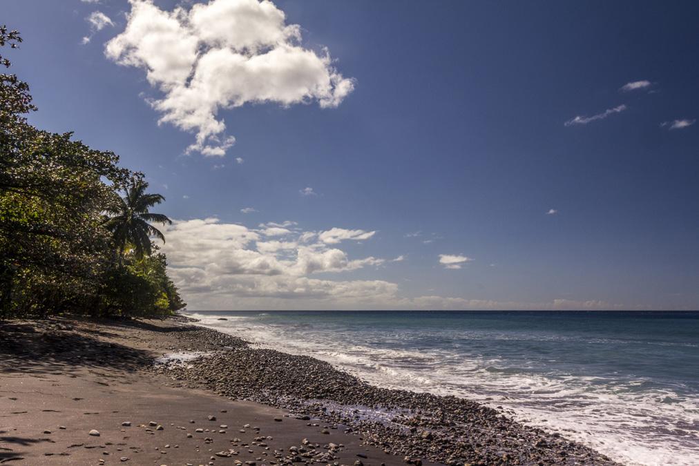 Anse Céron en Martinique