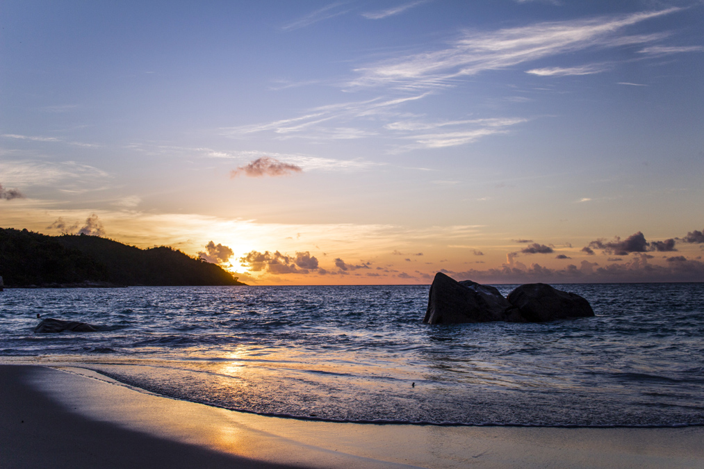 Anse Lazio (Praslin) aux Seychelles