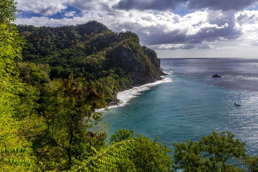Anse Couleuvre en Martinique