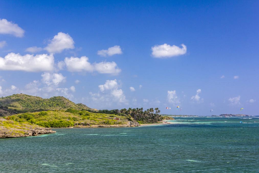 Anse Michel en Martinique