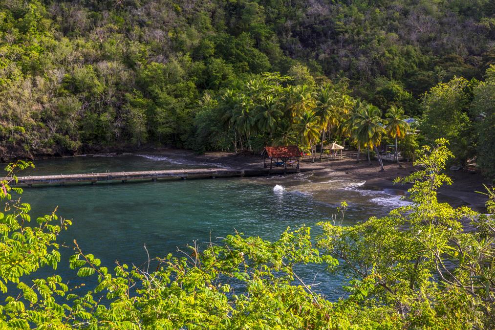 Anse Noire en Martinique