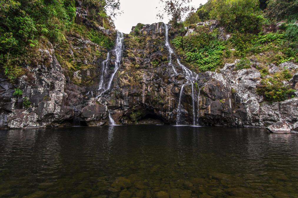 Bassin Carrosse à la Réunion