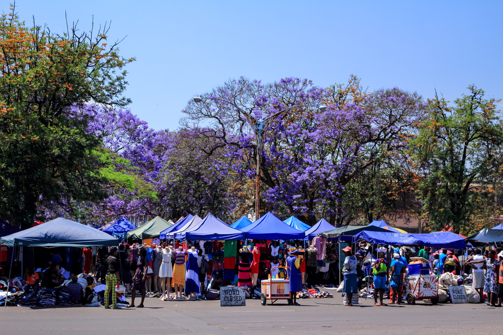 Bulawayo au Zimbabwe