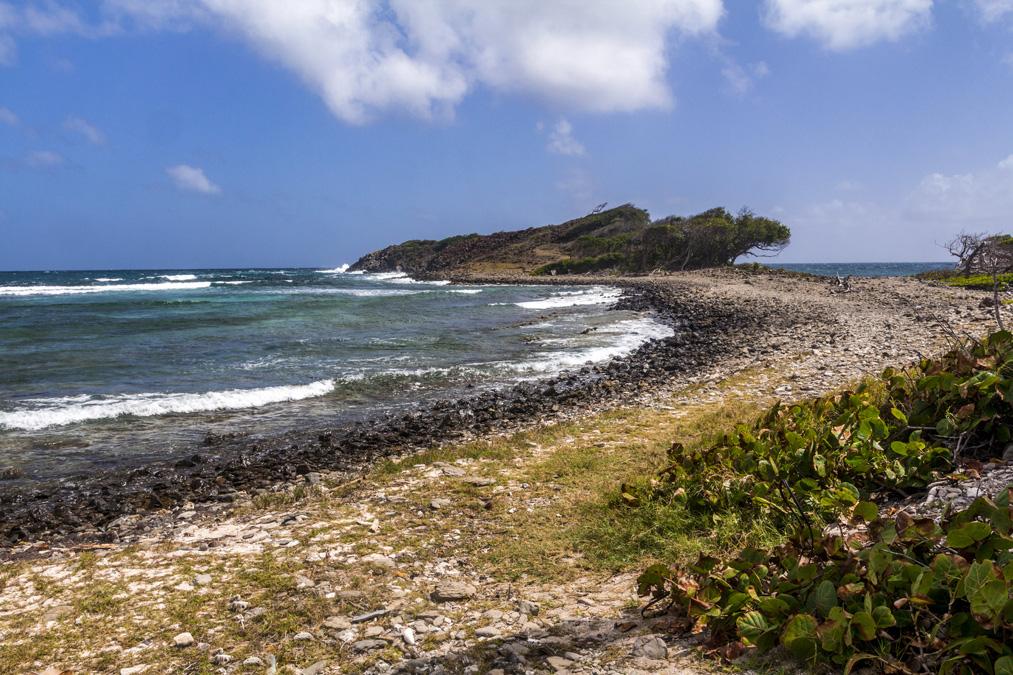 Cap Ferré en Martinique
