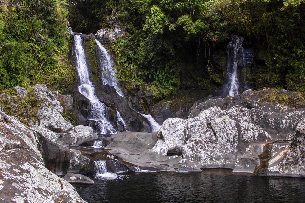 Bassin Pilon à la Réunion