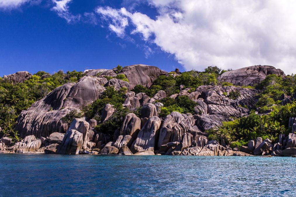 Île Félicité aux Seychelles