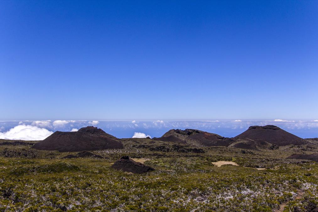 Puys Ramond à la Réunion