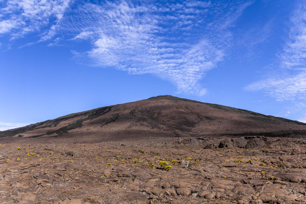Cratère Dolomieu à la Réunion