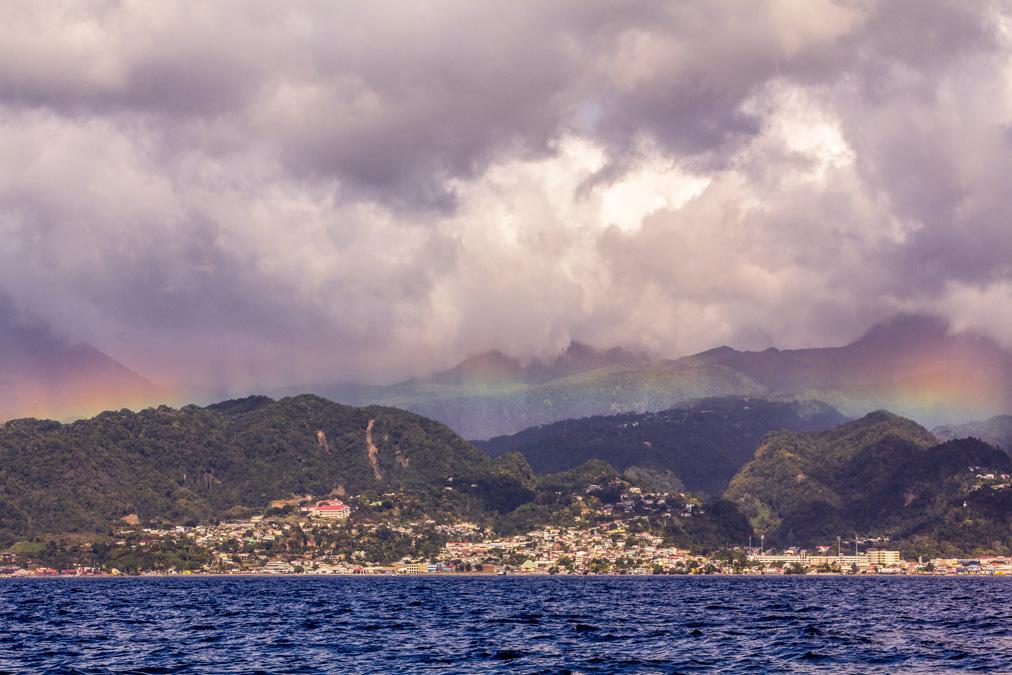 Roseau de la Dominique