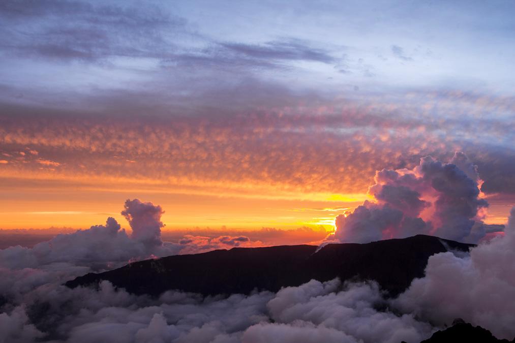 Grand Bénare à la Réunion