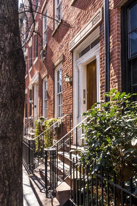 Greenwich Village à New York