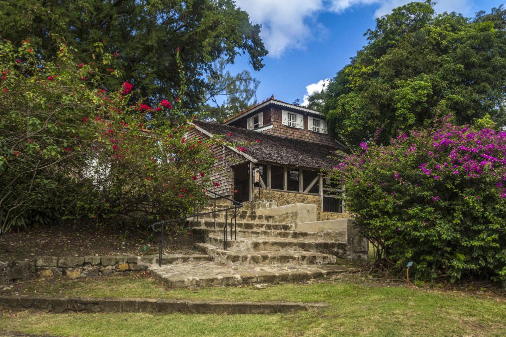 Habitation Clément en Martinique