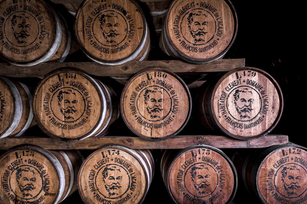 Distillerie de l'Habitation Clément en Martinique