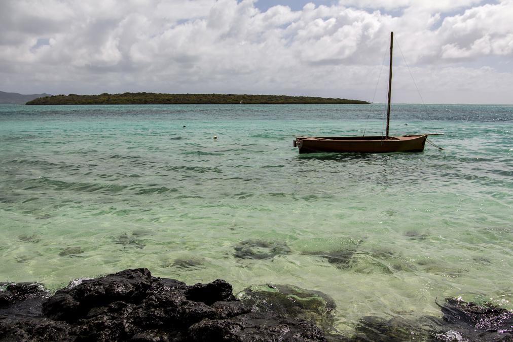 Île aux Aigrettes à Maurice