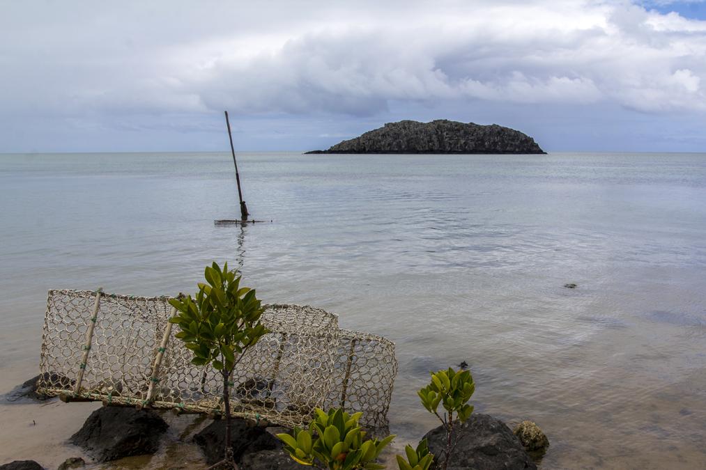 Île Diamant à Rodrigues