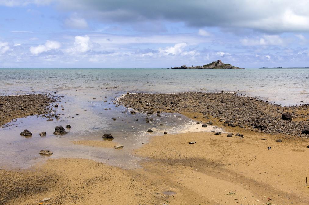 Île Hermitage à Rodrigues