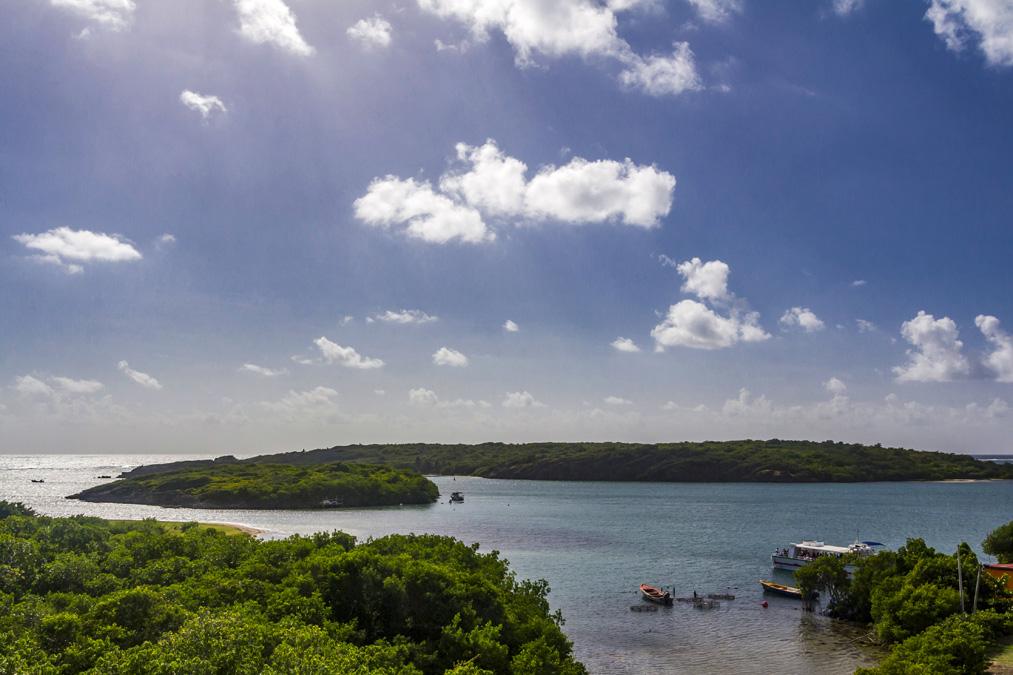 Îlet Chevalier en Martinique