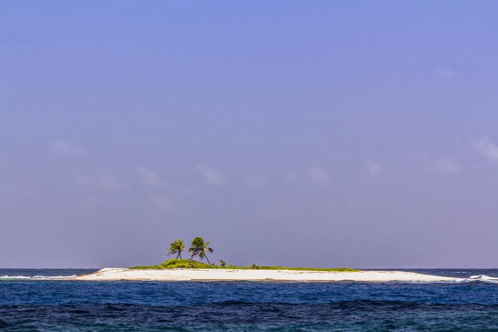 Îlet Loup Garou en Martinique