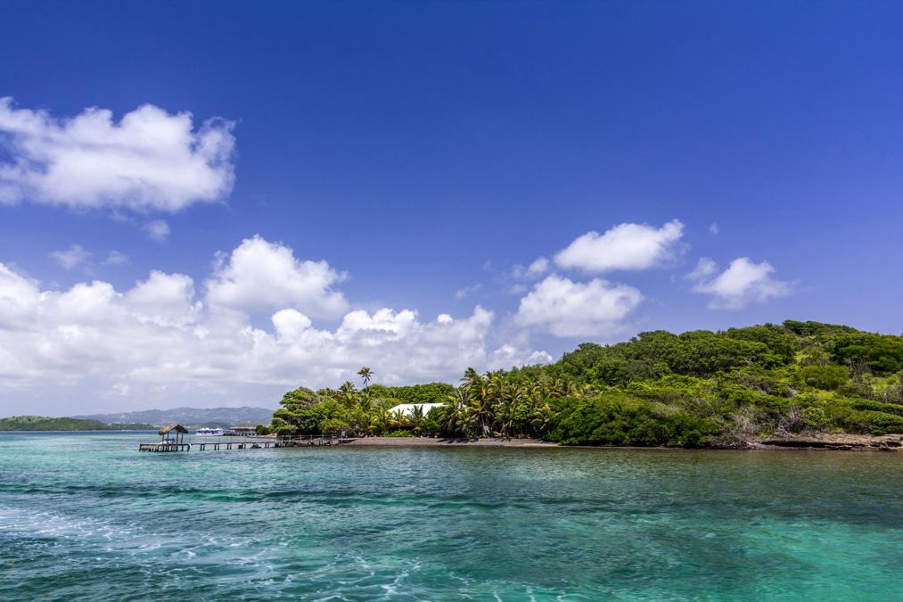 Îlet Thiery en Martinique