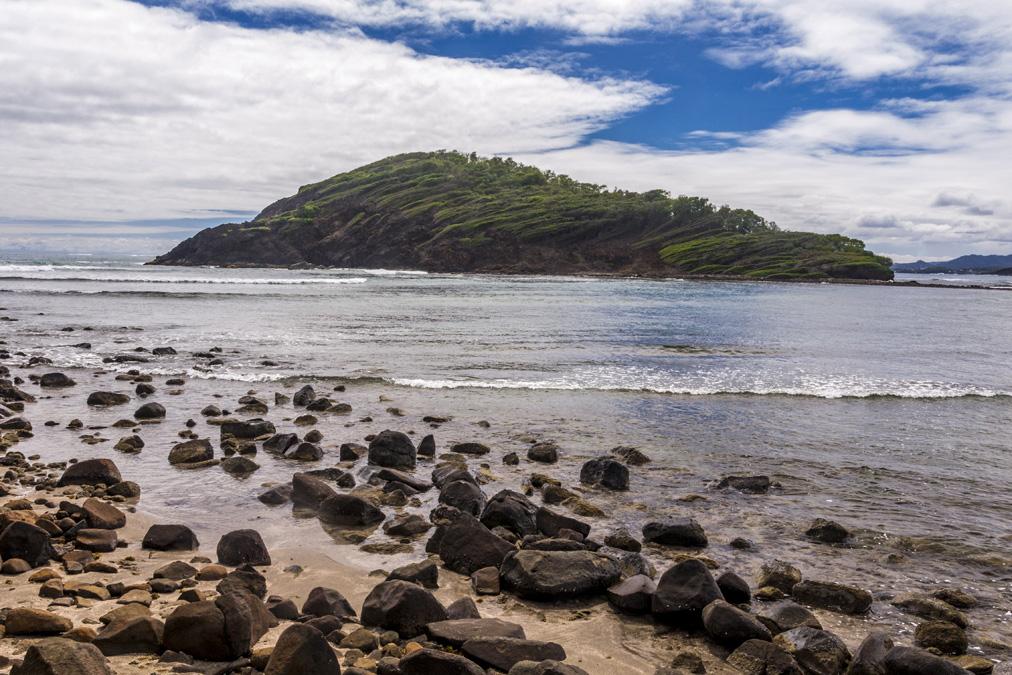 Îlet du Trésor de la Presqu'île de la Caravelle en Martinique