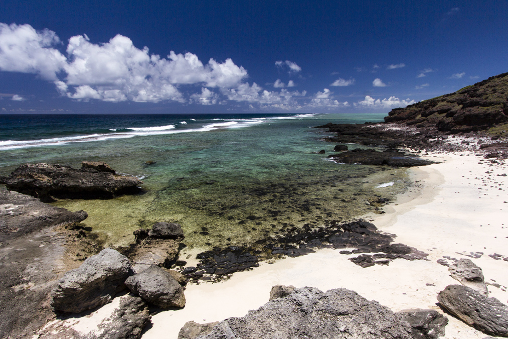 Anse Bouteille à Rodrigues
