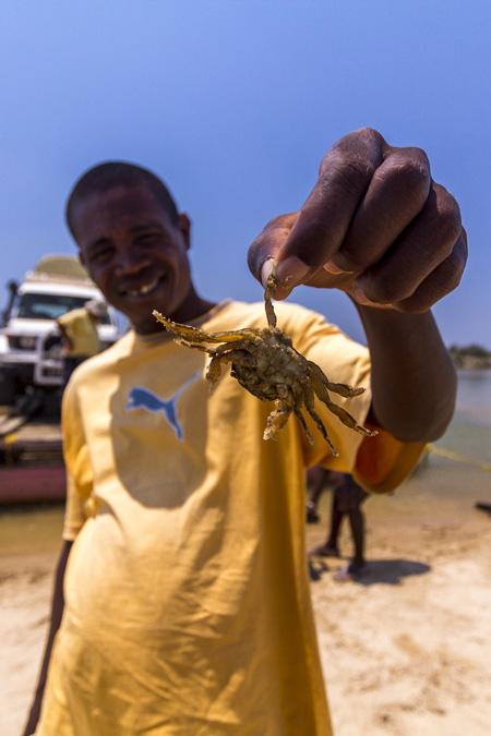 Homme malgache à Madagascar