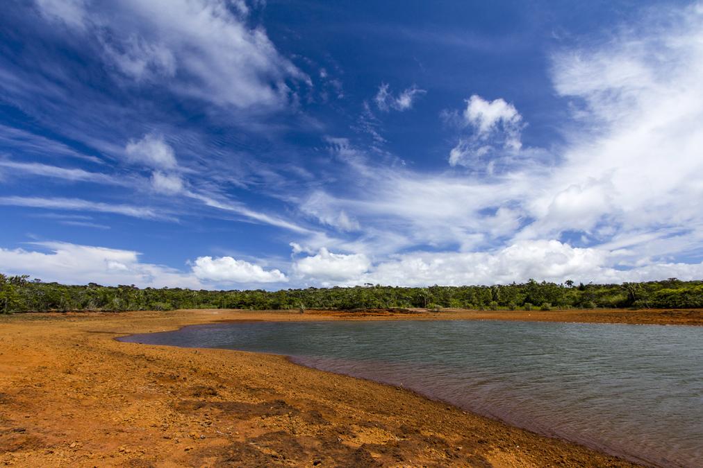 Mare Longue Reservoir à Maurice