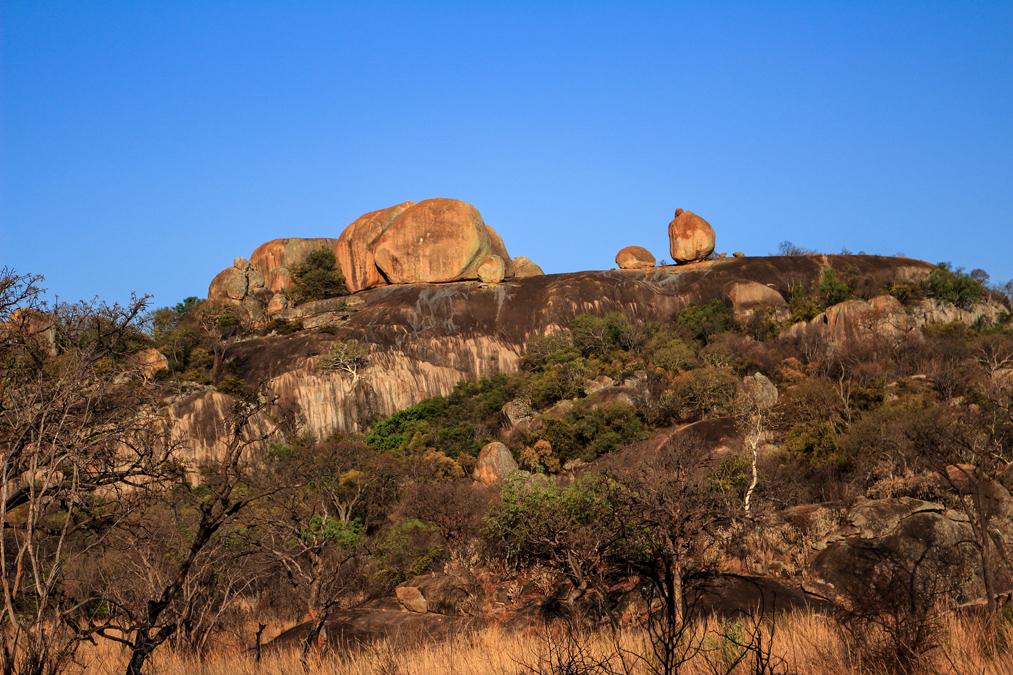 Matobo National Park au Zimbabwe