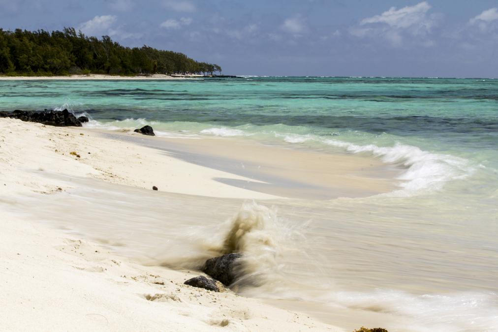Île aux Cerfs à Maurice