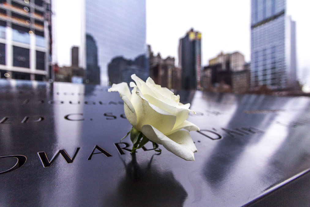 National September 11 Memorial à New York