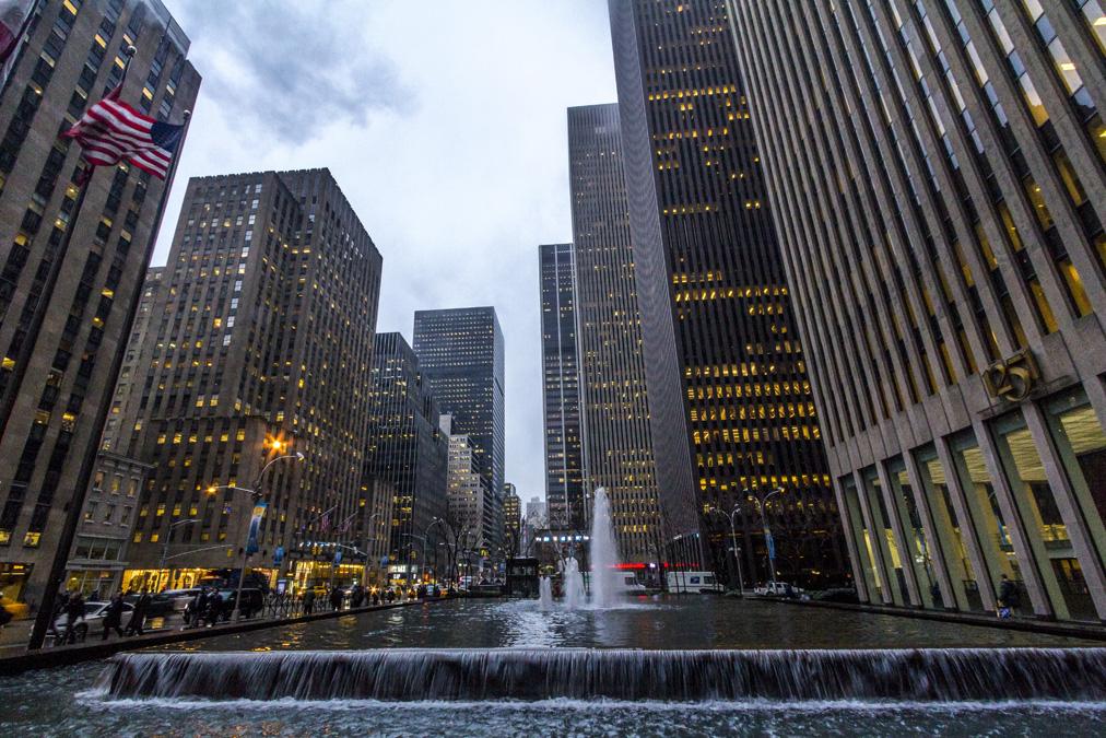 Lyxor Asset Management à New York