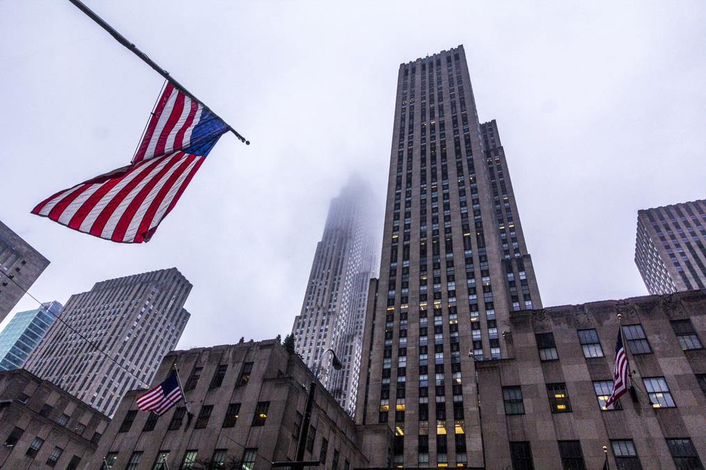 Rockefeller Center à New York