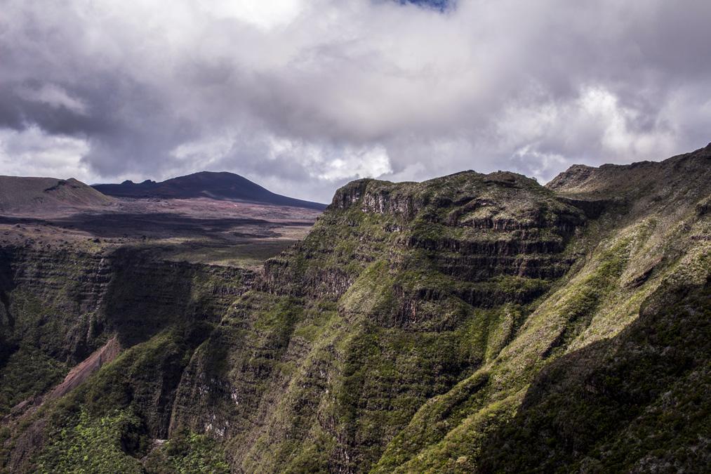 Nez Coupé de Sainte-Rose à la Réunion
