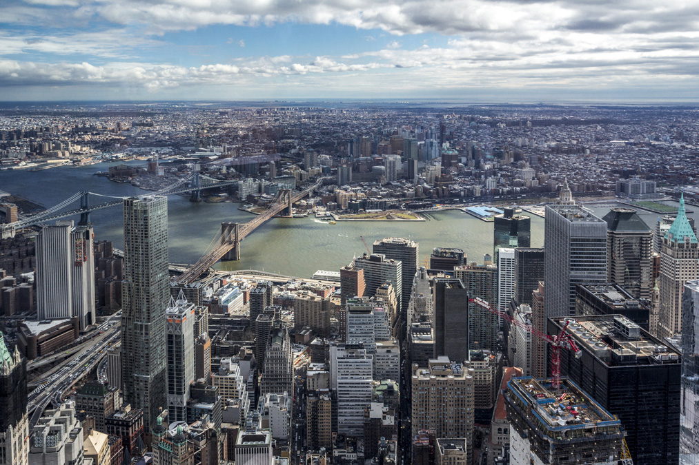 One World Observatory à New York