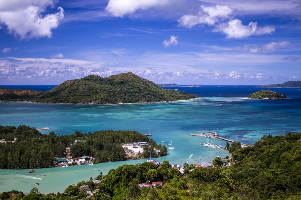 Résérve naturelle Fond Ferdinand (Praslin) aux Seychelles
