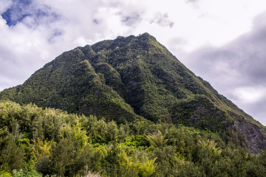 Piton d'Anchaing à la Réunion
