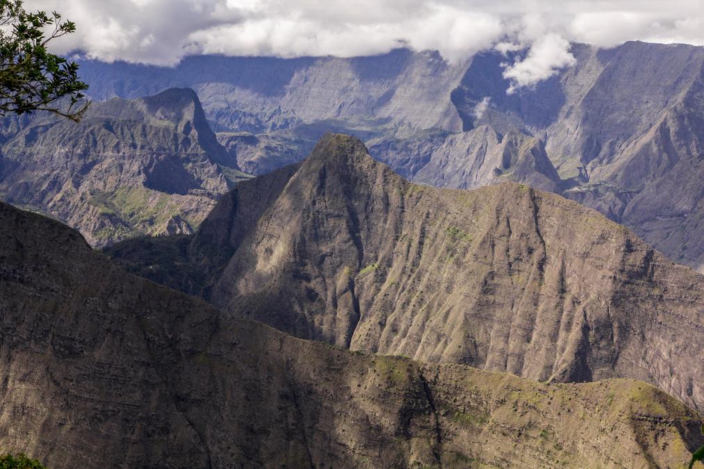 Piton Cabris à la Réunion