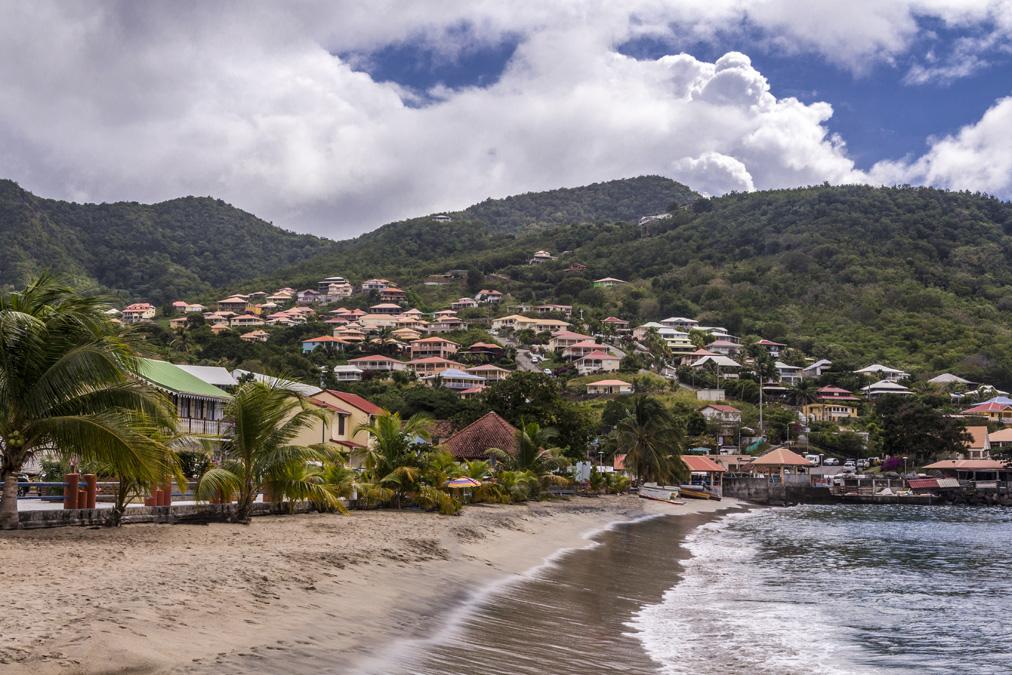 Les Anses-d'Arlet en Martinique