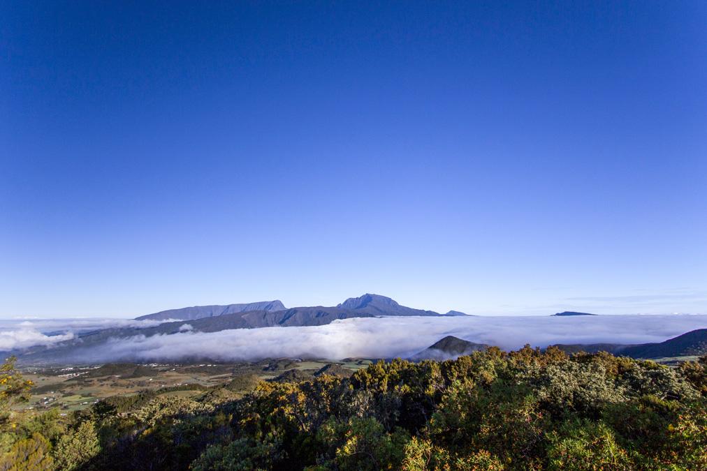 Plaine des Cafres à la Réunion