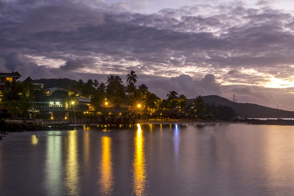Pointe du Bout en Martinique