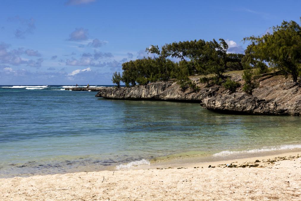Pointe Coton à Rodrigues